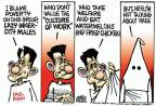 Mike Peters  Mike Peters' Editorial Cartoons 2014-03-14 Paul Ryan