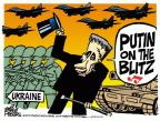 Mike Peters  Mike Peters' Editorial Cartoons 2014-04-15 Vladimir Putin