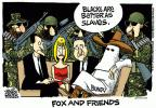 Mike Peters  Mike Peters' Editorial Cartoons 2014-04-26 racism