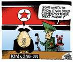 Mike Peters  Mike Peters' Editorial Cartoons 2014-12-26 Korea