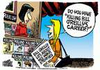 Mike Peters  Mike Peters' Editorial Cartoons 2015-02-20 Bill O'Reilly
