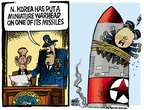 Mike Peters  Mike Peters' Editorial Cartoons 2015-05-22 Korea