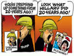 Mike Peters  Mike Peters' Editorial Cartoons 2016-05-16 bill