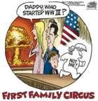 Mike Peters  Mike Peters' Editorial Cartoons 2017-10-18 Ivanka Trump