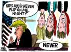 Mike Peters  Mike Peters' Editorial Cartoons 2017-11-03 Ivanka Trump