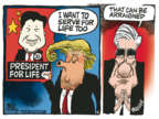 Mike Peters  Mike Peters' Editorial Cartoons 2018-03-09 Russia