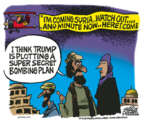 Mike Peters  Mike Peters' Editorial Cartoons 2018-04-12 Syria