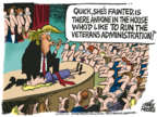 Mike Peters  Mike Peters' Editorial Cartoons 2018-04-26 Mike