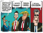Mike Peters  Mike Peters' Editorial Cartoons 2018-05-21 FBI