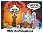 Mike Peters  Mike Peters' Editorial Cartoons 2019-01-16 Mike
