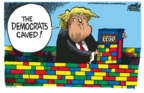 Mike Peters  Mike Peters' Editorial Cartoons 2019-02-12 House of Representatives