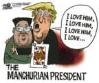 Mike Peters  Mike Peters' Editorial Cartoons 2019-02-28 North Korea Nuclear