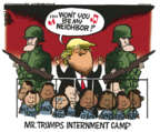 Mike Peters  Mike Peters' Editorial Cartoons 2019-06-13 World War II
