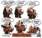 Mike Peters  Mike Peters' Editorial Cartoons 2019-11-08 impeachment