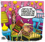 Mike Peters  Mike Peters' Editorial Cartoons 2019-11-14 impeachment