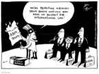 Joel Pett  Joel Pett's Editorial Cartoons 2002-05-10 China