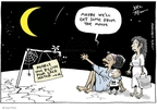 Joel Pett  Joel Pett's Editorial Cartoons 2009-11-16 supply demand