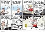 Joel Pett  Joel Pett's Editorial Cartoons 2009-11-22 insurance claim