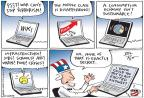 Joel Pett  Joel Pett's Editorial Cartoons 2010-12-15 war on terror