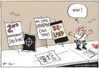Joel Pett  Joel Pett's Editorial Cartoons 2011-01-11 hate