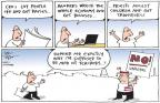 Joel Pett  Joel Pett's Editorial Cartoons 2011-04-04 protection