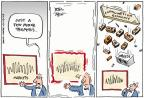 Joel Pett  Joel Pett's Editorial Cartoons 2011-08-25 income
