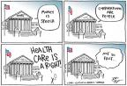 Joel Pett  Joel Pett's Editorial Cartoons 2011-11-18 Supreme Court
