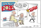 Joel Pett  Joel Pett's Editorial Cartoons 2012-01-12 patient