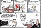 Joel Pett  Joel Pett's Editorial Cartoons 2012-02-26 Iran
