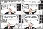 Joel Pett  Joel Pett's Editorial Cartoons 2012-06-28 Arizona immigration