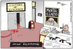 Joel Pett  Joel Pett's Editorial Cartoons 2012-07-22 shooting