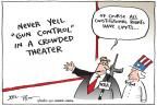 Joel Pett  Joel Pett's Editorial Cartoons 2012-07-24 shooting