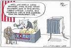Joel Pett  Joel Pett's Editorial Cartoons 2012-08-20 democracy