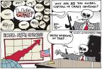 Joel Pett  Joel Pett's Editorial Cartoons 2012-12-20 arms