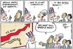 Joel Pett  Joel Pett's Editorial Cartoons 2013-07-05 international relations