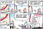 Joel Pett  Joel Pett's Editorial Cartoons 2013-07-30 health care