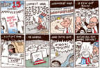 Joel Pett  Joel Pett's Editorial Cartoons 2016-09-11 United States Military