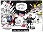 Joel Pett  Joel Pett's Editorial Cartoons 2017-06-06 arms