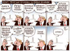 Joel Pett  Joel Pett's Editorial Cartoons 2017-08-25 Mitch McConnell