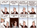 Joel Pett  Joel Pett's Editorial Cartoons 2017-09-07 immigration