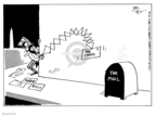 Joel Pett  Joel Pett's Editorial Cartoons 2001-11-02 2001