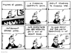 Joel Pett  Joel Pett's Editorial Cartoons 2002-02-08 million