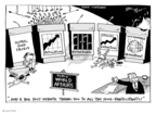 Joel Pett  Joel Pett's Editorial Cartoons 2008-09-29 extinct