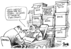 Dwane Powell  Dwane Powell's Editorial Cartoons 2005-09-07 court