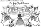 Dwane Powell  Dwane Powell's Editorial Cartoons 2005-11-02 nominee