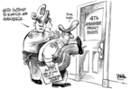 Dwane Powell  Dwane Powell's Editorial Cartoons 2006-06-19 court