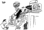Dwane Powell  Dwane Powell's Editorial Cartoons 2007-02-22 court
