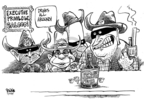 Dwane Powell  Dwane Powell's Editorial Cartoons 2007-07-24 absolute