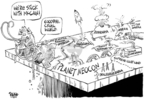 Dwane Powell  Dwane Powell's Editorial Cartoons 2008-02-11 court