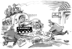 Dwane Powell  Dwane Powell's Editorial Cartoons 2008-06-13 nominee